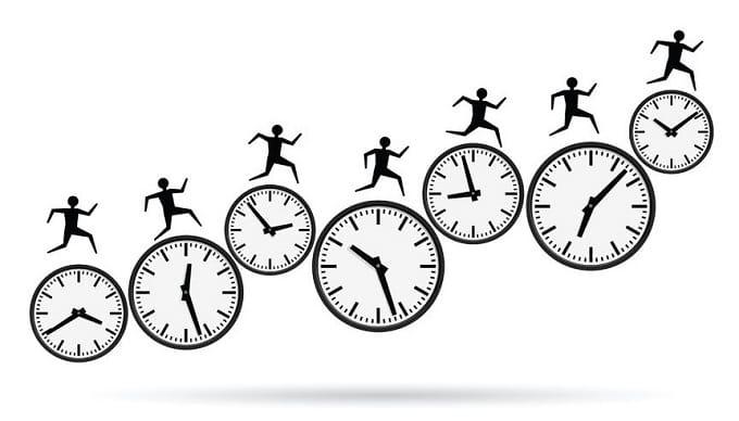 行政書士試験の合格に必要な勉強時間と勉強開始時期をまとめてみた | 行政書士の通信講座を始める前に読むブログ!!