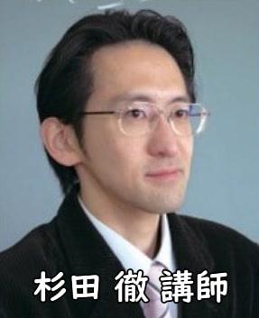 クレアール行政書士講義専任講師 杉田徹講師
